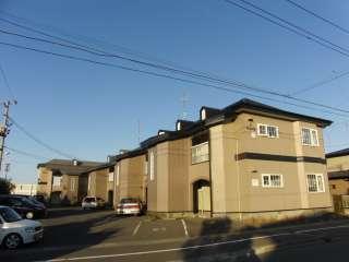 アパート 青森県 八戸市 湊高台六丁目  1DK