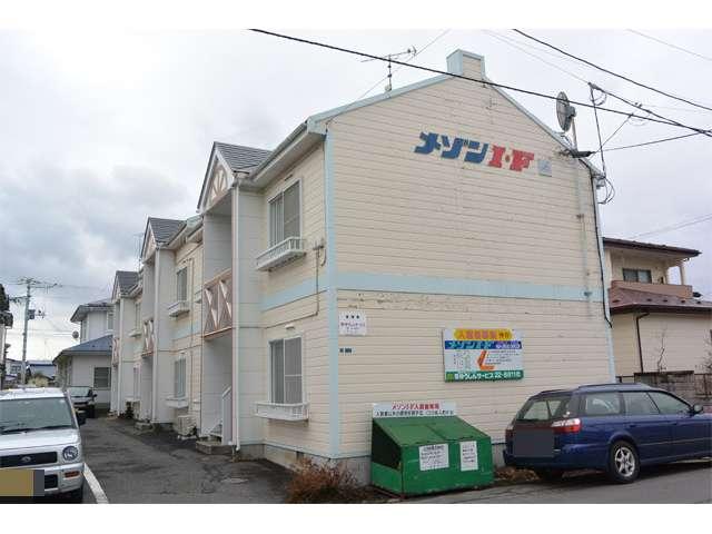 アパート 青森県 八戸市 小中野六丁目 メゾンI-F 1DK