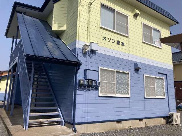 アパート 青森県 八戸市 諏訪2丁目 メゾン岩本 2DK