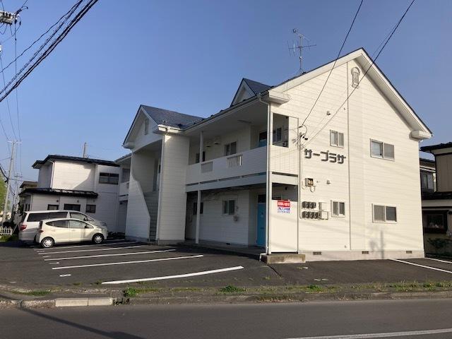 アパート 青森県 八戸市 石堂2丁目23-14 サープラザ 2DK