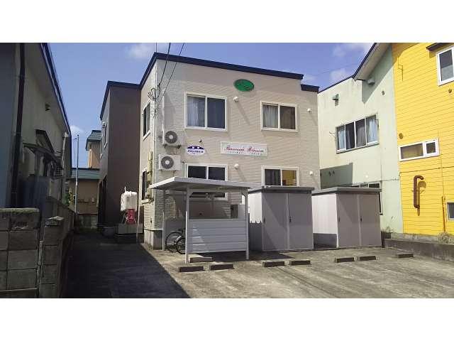 アパート 青森県 青森市 桜川一丁目  1LDK