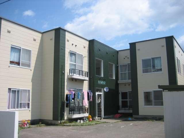 アパート 青森県 青森市 久須志4丁目  4K