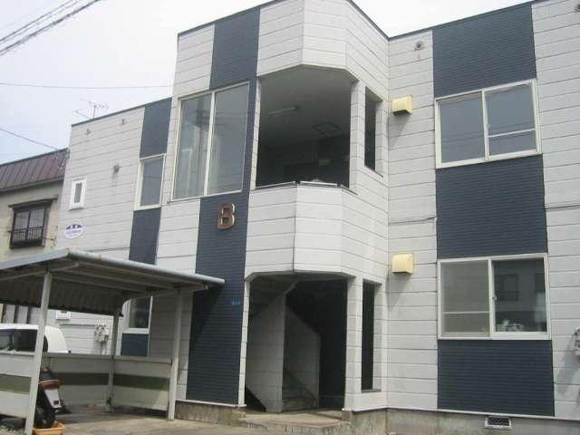 アパート 青森県 青森市 金沢2丁目 ノースヴィラB 2DK