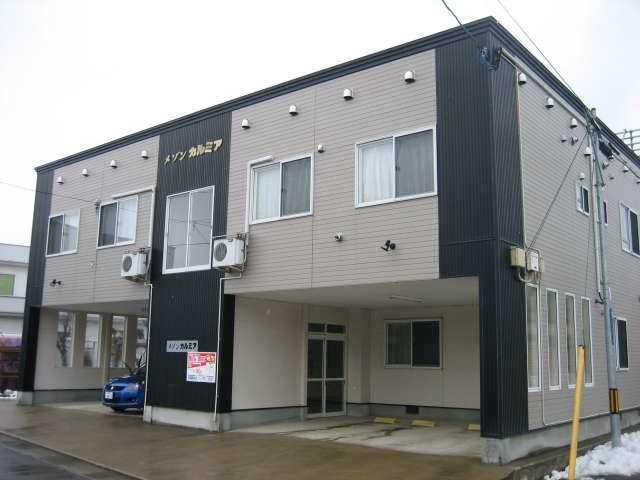 アパート 青森県 青森市 富田5丁目  1LDK
