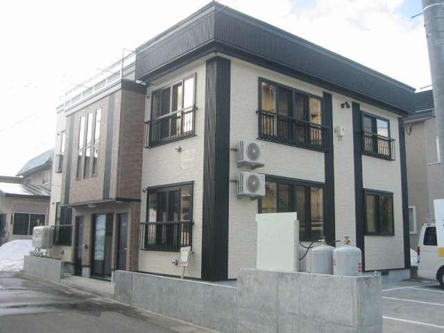 アパート 青森県 青森市 三内字稲元  1LDK