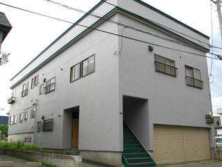 アパート 青森市桂木三丁目 石山ハイツ 1LDK