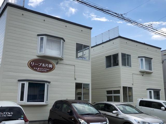 アパート 青森県 青森市 大野字片岡29-3 リーブル片岡 1DK