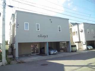 アパート 青森市浜田一丁目 ミントハウス 1LDK