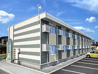 アパート 青森県 青森市  富田二丁目 フォレストII 1K