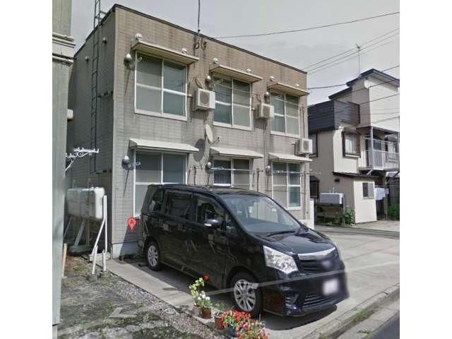 アパート 青森県 青森市 長島4 ベル・エポック 1K