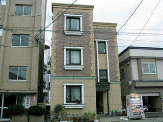 マンション 青森市長島4丁目1-3 ヴィナスフォート 1K