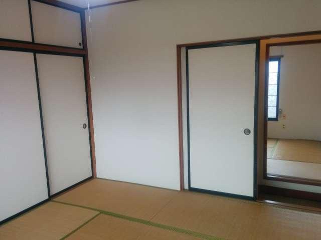 アパート 青森市浦町字奥野 ふじみ荘 3K
