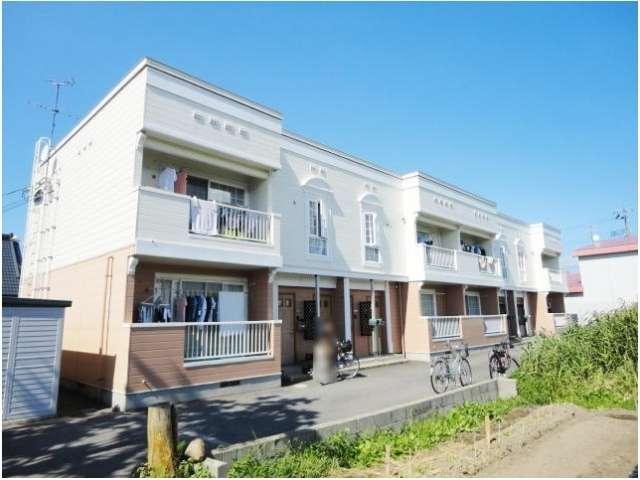 アパート 青森県 青森市 富田一丁目 ガーデンパレスK 2LDK
