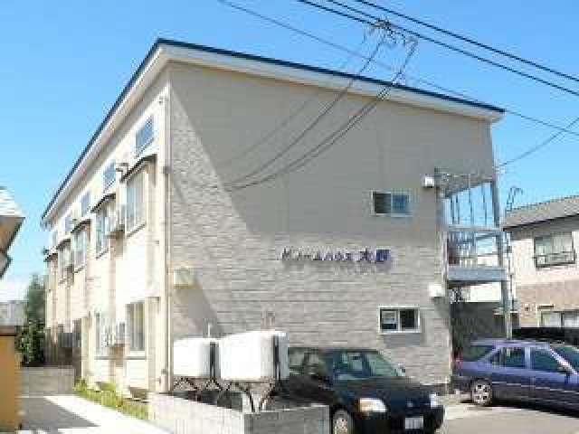 アパート 青森県 青森市 金沢3丁目 ドリームハウス大野 1DK