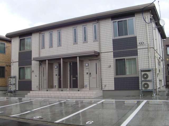 アパート 青森市松森3丁目17-43 レトア未来B 2LDK