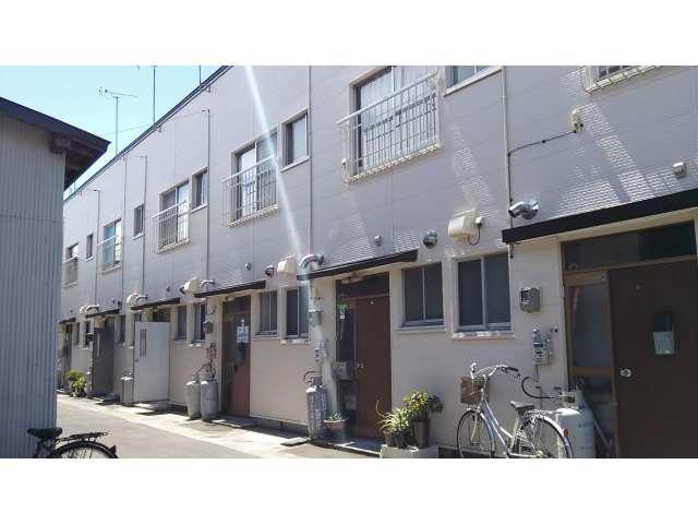 アパート 青森市花園1丁目 田中アパート 3K