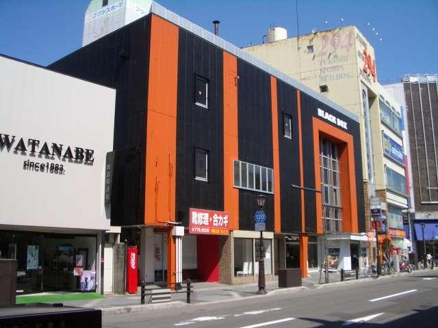 店舗(建物一部) 青森県 青森市 古川1丁目 ブラックボックス