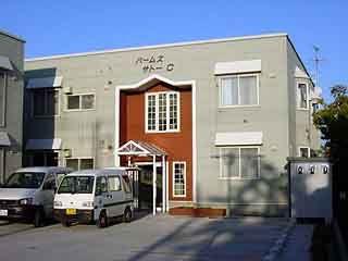 アパート 青森県 青森市 浜田字玉川 パームズサトウ 1K