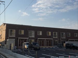 アパート 青森市富田3丁目 ミキ・K・ハウスⅢ 2LDK