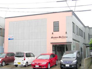 アパート 青森県 青森市 堤町 メゾン・ベローナ 1K