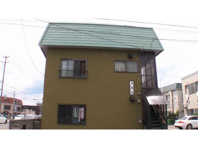 アパート 青森市長島3丁目6-6 奥崎荘 2K