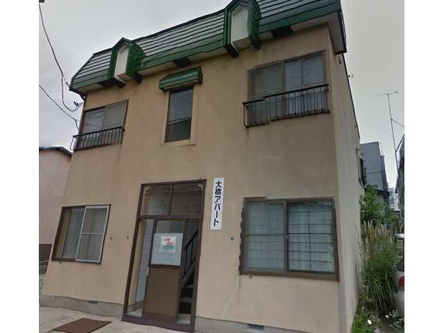 アパート 青森市中央1丁目 大橋アパート 1室