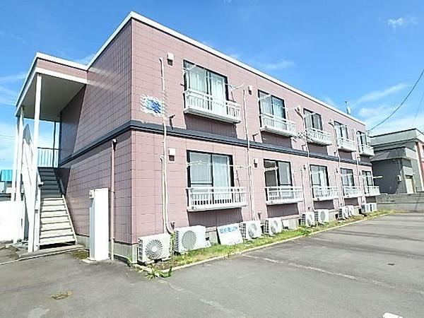 アパート 青森県 青森市 横内字亀井249- キャンパス77 1K