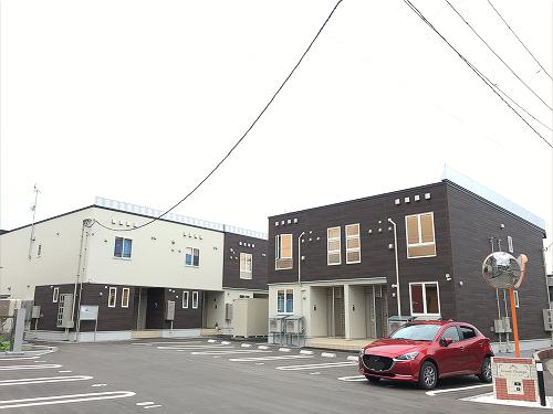 アパート 青森県 青森市 大野鳴滝 グラン シャン 1LDK