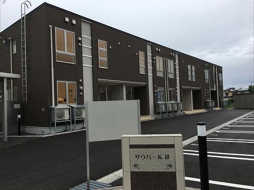 アパート 青森県 青森市 西滝1丁目 ザウバー・K3 1LDK
