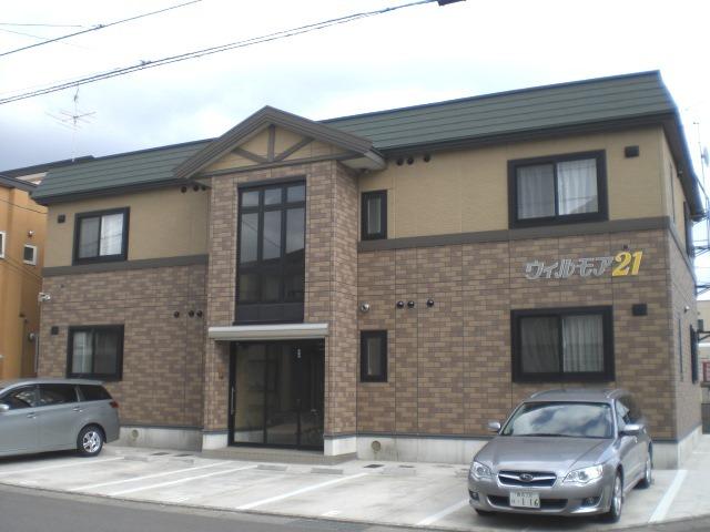 アパート 青森県 青森市 浜田1丁目 ウィルモア21 2LDK