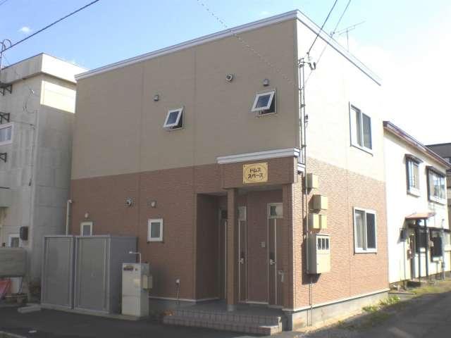アパート 青森県 青森市 花園2丁目 ドムススペース 1DK