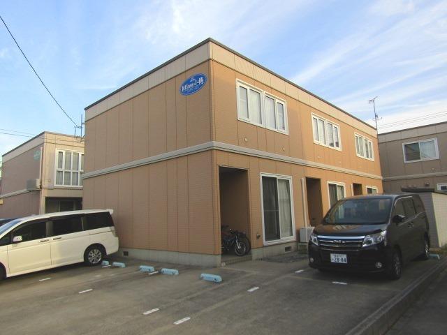 アパート 青森県 青森市 虹ケ丘1丁目 ディアス・パルモ小樽 3LDK