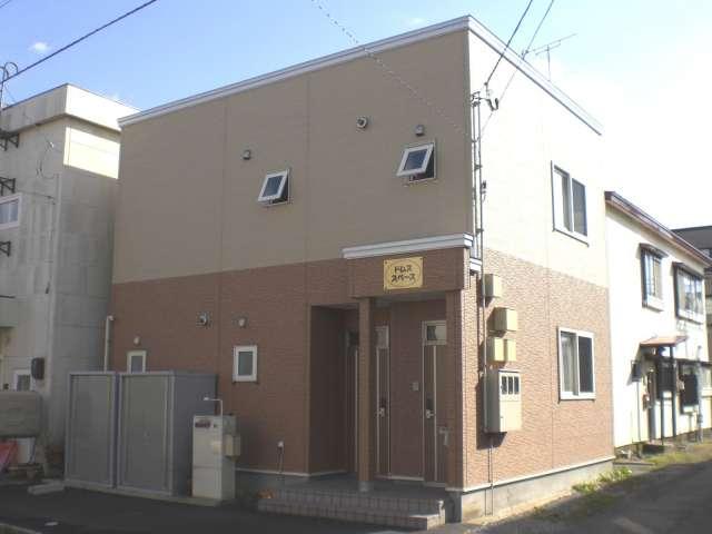 アパート 青森県 青森市 花園2丁目 ドムススペース 1LDK