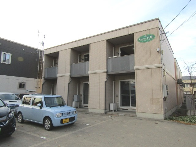 アパート 青森県 青森市 虹ケ丘1丁目 ディアス・パルモ札幌 2LDK