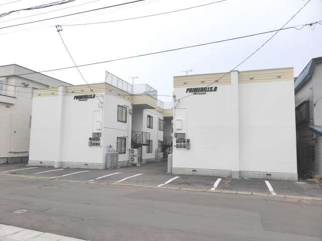 アパート 青森県 青森市 佃2丁目 プライムヒルズB 1LDK