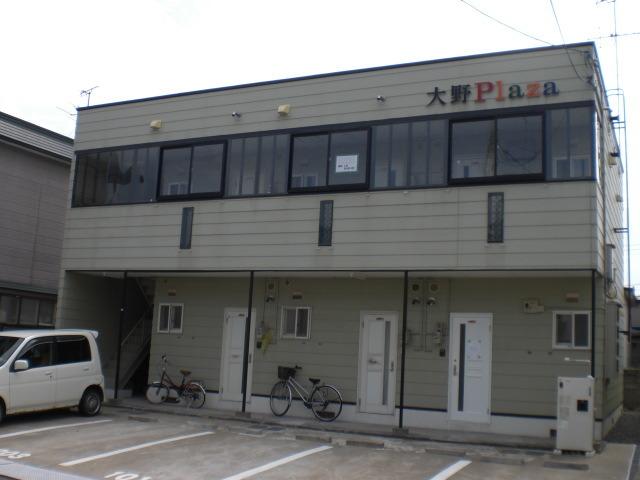 アパート 青森県 青森市 大野若宮 大野Plaza 1K
