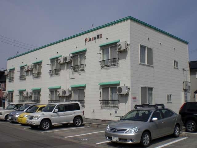 アパート 青森県 青森市 筒井八ツ橋 Plaza館Ⅱ 1R