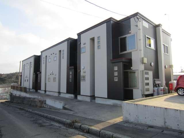 アパート 青森県 青森市 三内沢部 メゾン・ド・アーク 1LDK