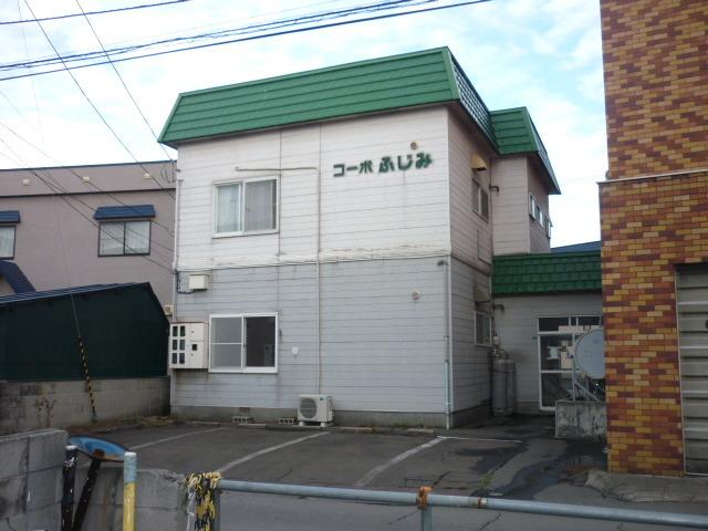 アパート 青森県 青森市 久須志3丁目 コーポふじみ 2DK