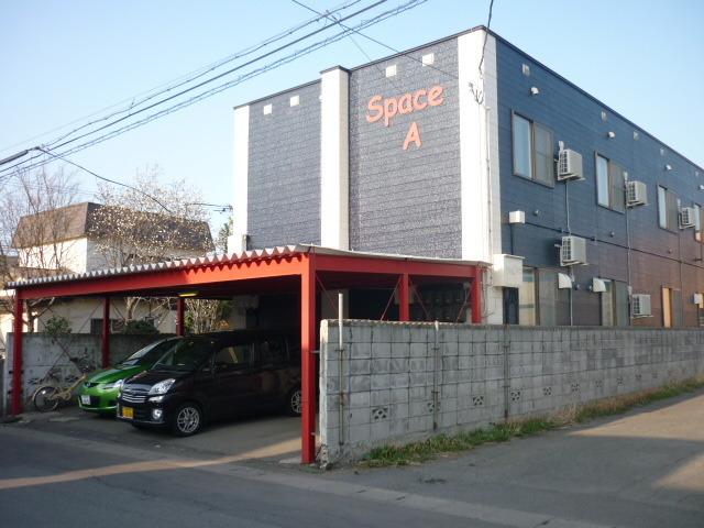 アパート 青森県 青森市 中央4丁目14-13 スペースA 1K