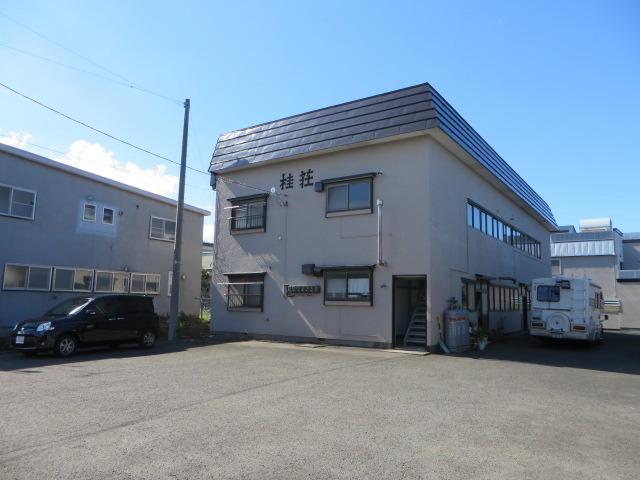 アパート 青森県 青森市 金沢3丁目13- 桂荘 2DK