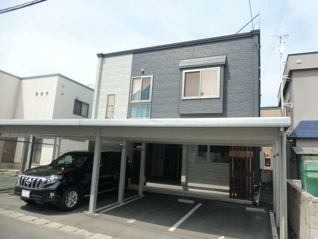 アパート 青森県 青森市 久須志3丁目2- T.M.apt 1LDK
