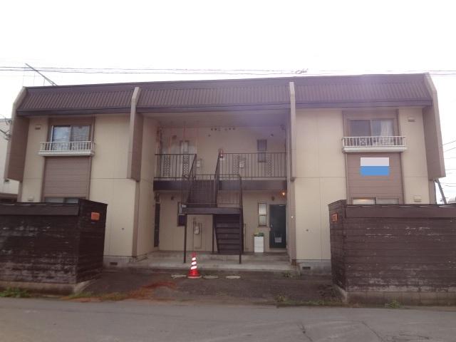アパート 青森県 青森市 佃2丁目5- パレーシャル小田 3DK