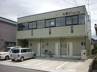 アパート 青森県 青森市 大野字若宮 大野プラザ 1K