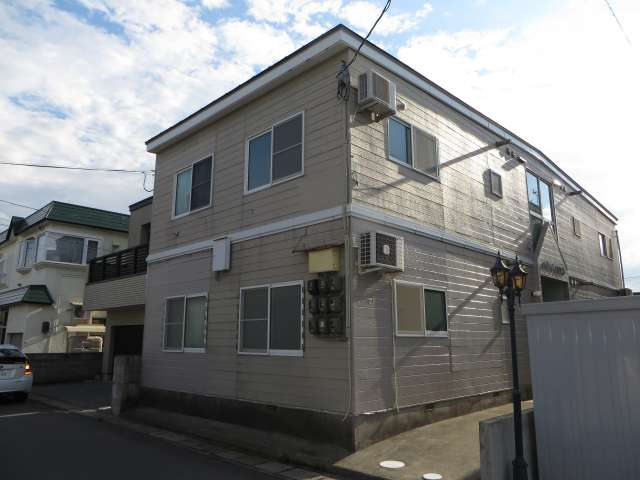 アパート 青森県 青森市 緑1丁目20- メゾンドメイプル 1K