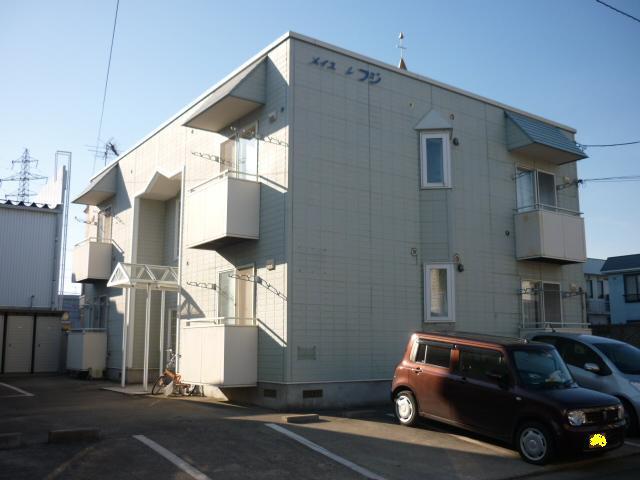 アパート 青森県 青森市 浜田玉川175- メイユールフジ 1K
