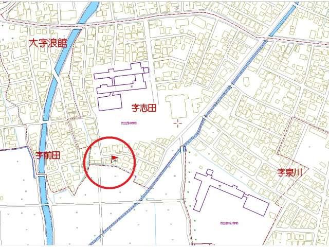 駐車場 青森県 青森市 浪館字志田2- コーポクドウ駐車場