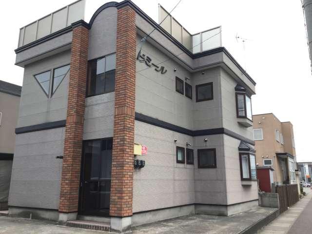 アパート 青森県 青森市 八重田2丁目13-15 ドミール 2LDK
