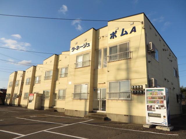 アパート 青森県 青森市 幸畑松元72- ラ・ネージュポム 1R