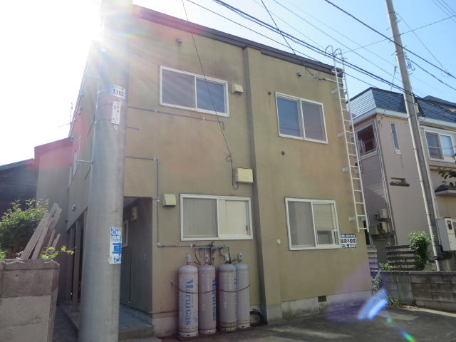 アパート 青森県 青森市 久須志1丁目17-2 江良アパート 2K